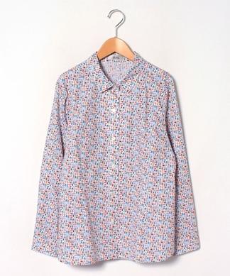 【プラス企画】お家モチーフシャツ