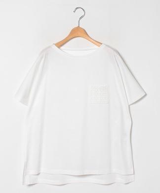 【プラス企画】レースポケットTシャツ