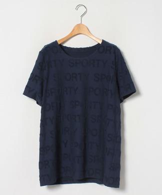 【プラス企画】パイルロゴTシャツ