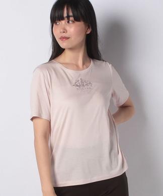 【ROCHAS Premiere】刺繍Tシャツ