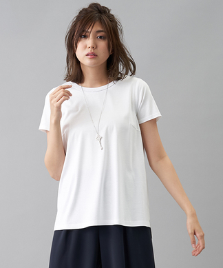 サイドスリットTシャツ