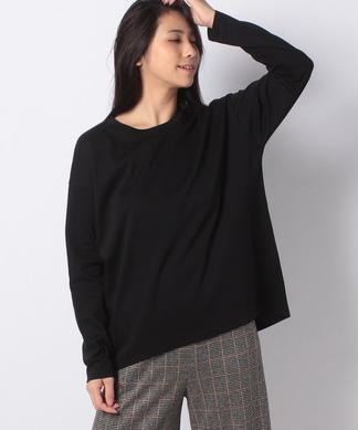 【my perfect wardrobe】ドロップショルダーカットソー