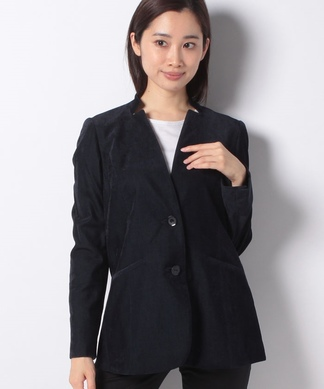 【ROCHAS Premiere】ミドル丈ジャケット