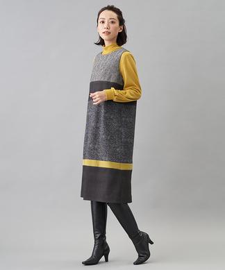 Iラインジャンパースカート