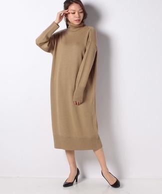 【my perfect wardrobe】ニットワンピ-ス
