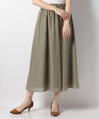 【my perfect wardrove】イージースカート