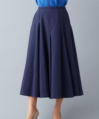 【Leilian the week】フレアラインスカート