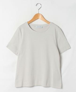 ベーシックコットンTシャツ