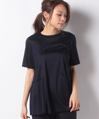 【my perfect wardrobe】切替え半袖Tシャツ