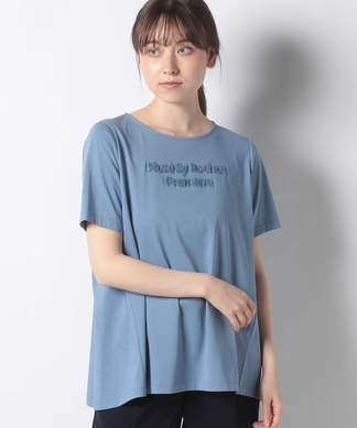 【MUSE BY ROCHAS Premiere】立体ロゴデザインTシャツ