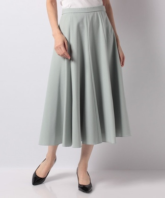 フレアロングスカート