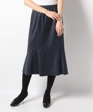 【Leilian WHITE LABEL】切替スカート