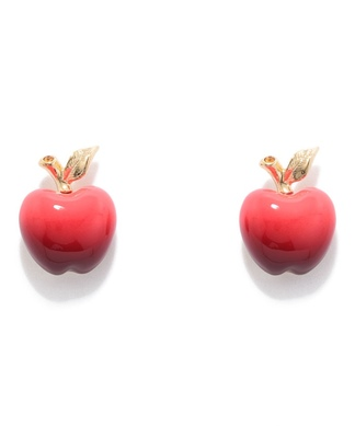 赤りんご ピアス