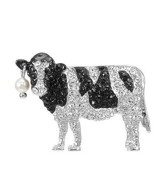 牛・丑 ブローチ