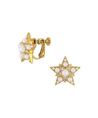 Starry-Pearl スタッドイヤリング