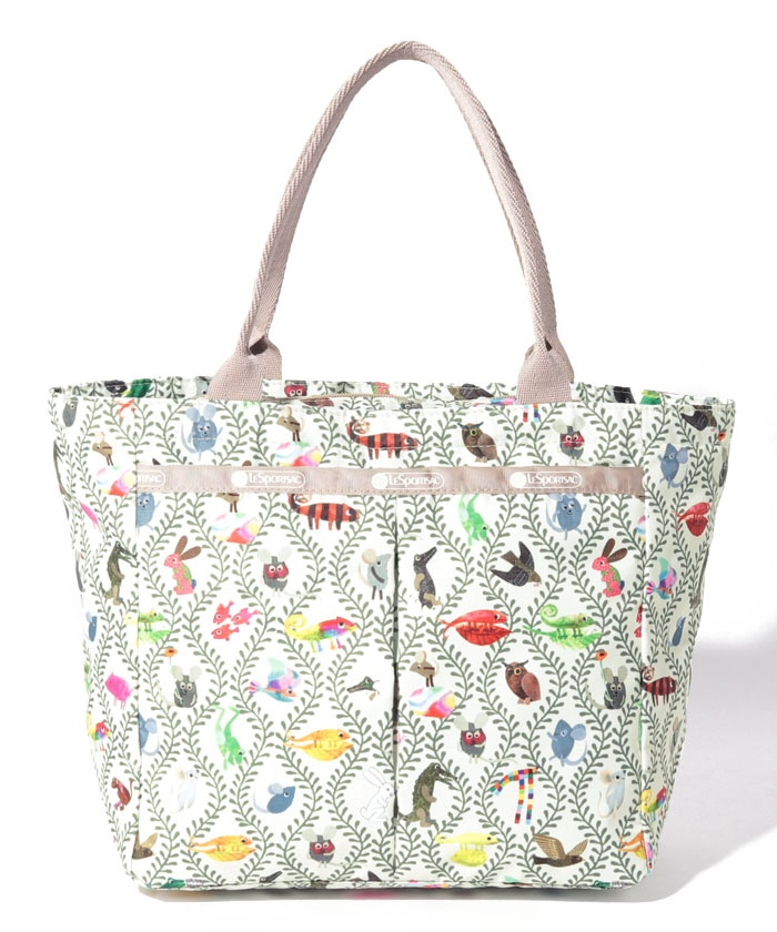 SMALL EVERYGIRL TOTE レオ・レオニ アラベスク