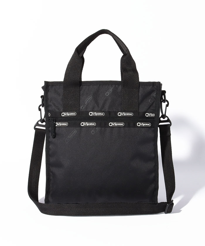RE-SMALL N/S TOTE エコブラック