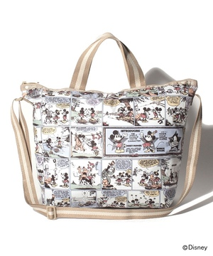 DELUXE EASY CARRY TOTE ディズニーヴィンテージコミック