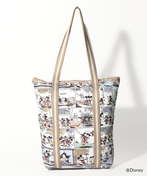 ABSTRACT DAILY TOTE ディズニーヴィンテージコミック