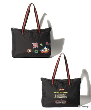BASIC EAST WEST TOTE ディズニーエンブレム3521