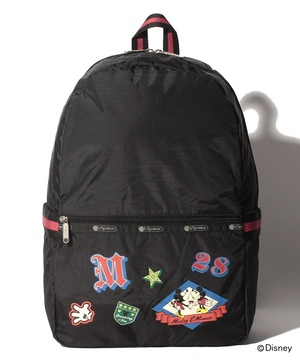 CARRIER BACKPACK ディズニーエンブレム3504
