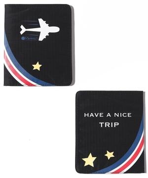 TRAVEL PASSPORT CASE セーフトラベルズ