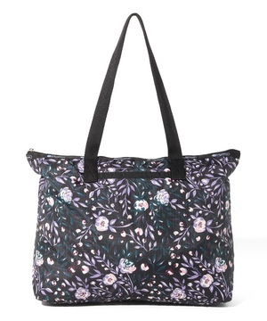 BASIC EAST WEST TOTE ダンシングロージーズノワール