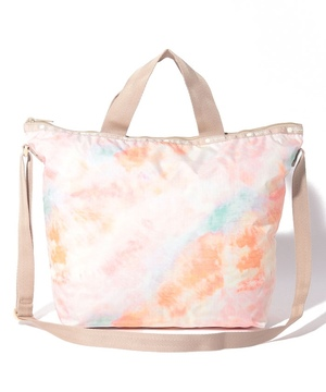 DELUXE EASY CARRY TOTE コーラルウェイ