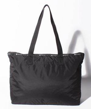 BASIC EAST WEST TOTE オニキス