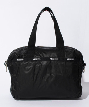 SMALL UPTOWN SATCHEL トゥルーブラック C
