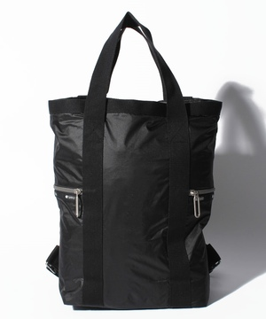 DOWNTOWN BACKPACK トゥルーブラック C