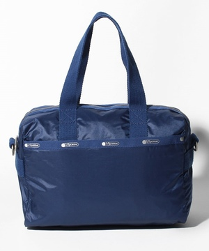 SMALL UPTOWN SATCHEL トゥルーブルー C