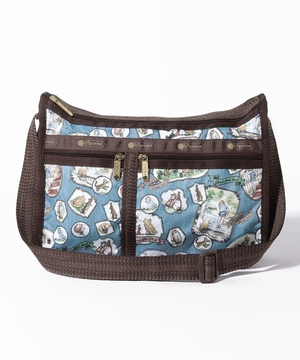 DELUXE EVERYDAY BAG クラシックプーデニム