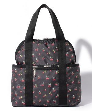 DOUBLE TROUBLE BACKPACK ストロベリー パッチ