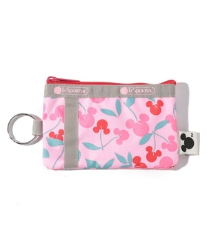 ID CARD CASE ミッキー チェリー