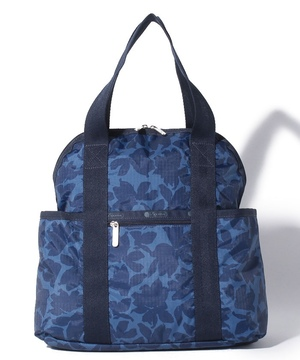 DOUBLE TROUBLE BACKPACKフラワーペタルズ