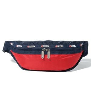 CLASSIC BELT BAGスカーレットカラーブロック