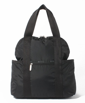 DOUBLE TROUBLE BACKPACKブラック