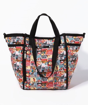 SOFT COLLAPSIBLE TOTEレトロシリアルボックス