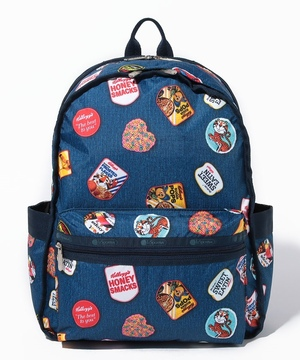 ROUTE BACKPACKシリアルミックスパッチ