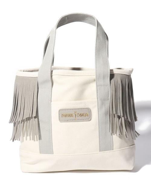 【MINNETONKA】ミネトンカ 新作 CANVAS BAG S/キャンバスバッグ