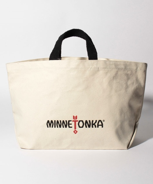 MT TOTE BAG CANVAS White【35701450】