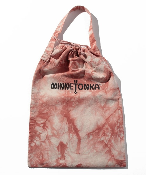 MT Drawstring bag big Orange【35701510】