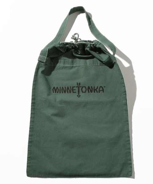 MT Drawstring bag big Green【35701511】