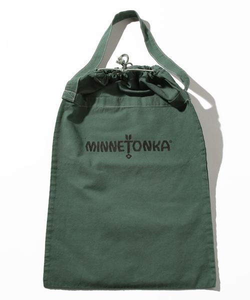 MT Drawstring bag big Green【35701511】