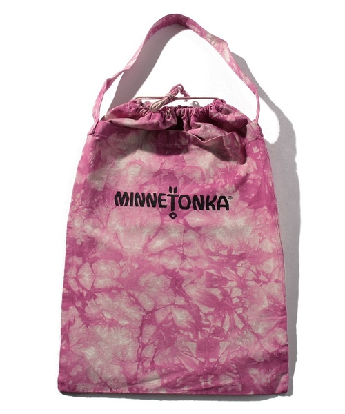 MT Drawstring bag big Purple【35701512】