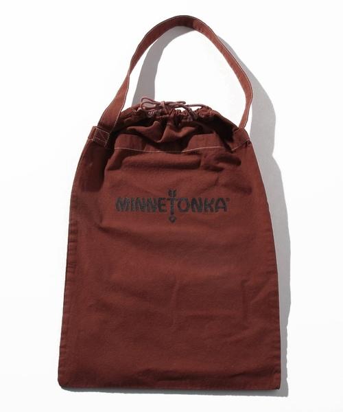 MT Drawstring bag big Brown【35701513】