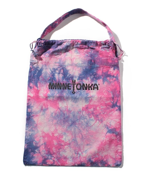 MT Drawstring bag tie big tie dyeing【35701490】