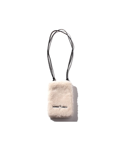 MT OLD BOA MINI POUCH Off White【35701620】