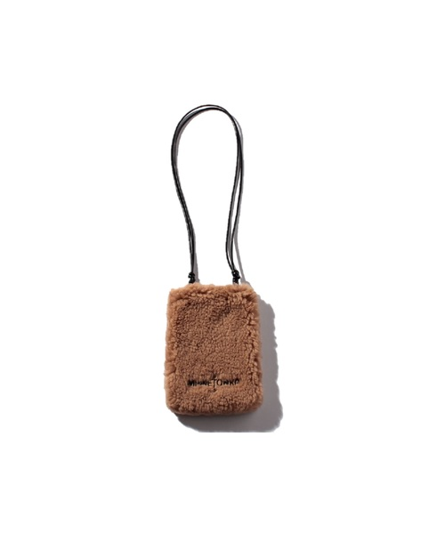 MT OLD BOA MINI POUCH Beige【35701621】